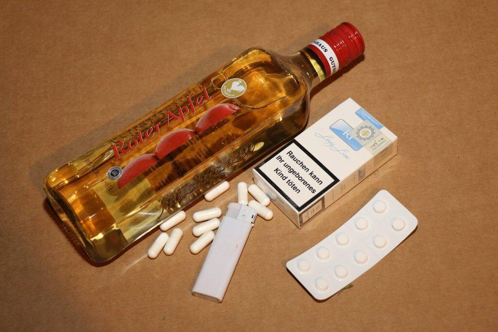 Drogennotstand, nicht nur bei Opiaten