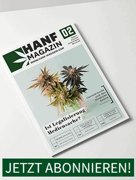 Hanf Magazin - Printausgabe
