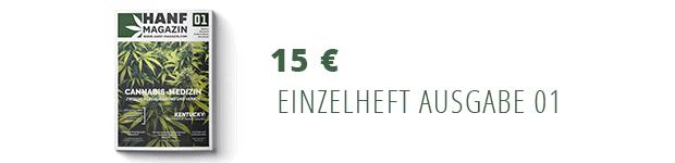 Hanf Magazin - Ausgabe 01