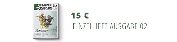 Hanf Magazin - Ausgabe 02