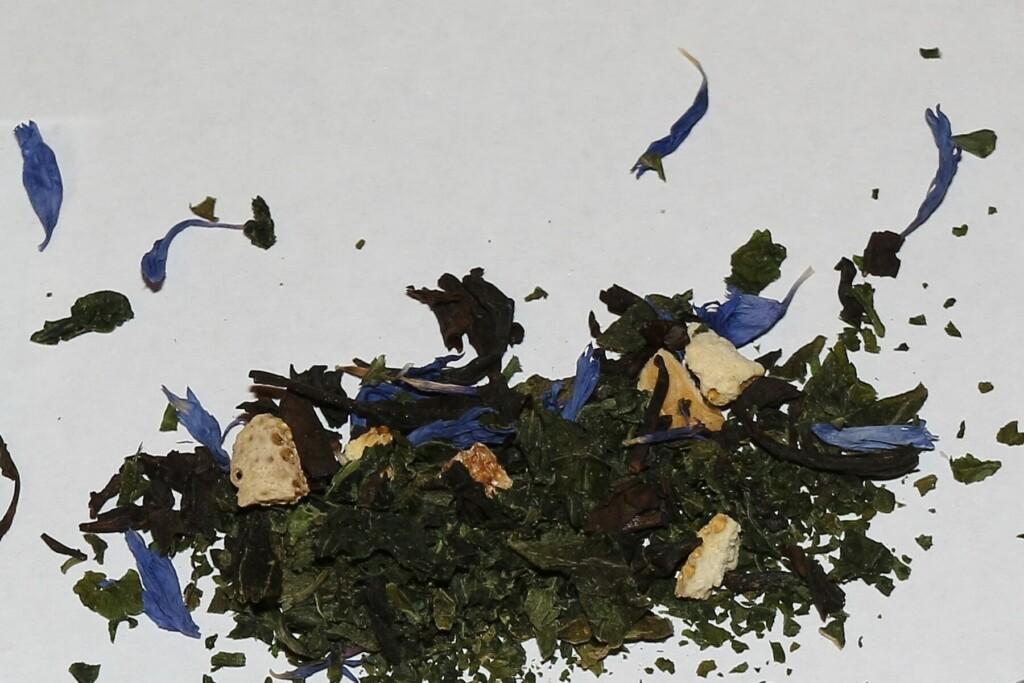 Exogene Cannabinoide chemischer Natur auf Kräutern - Kräutermischungen wie Spice
