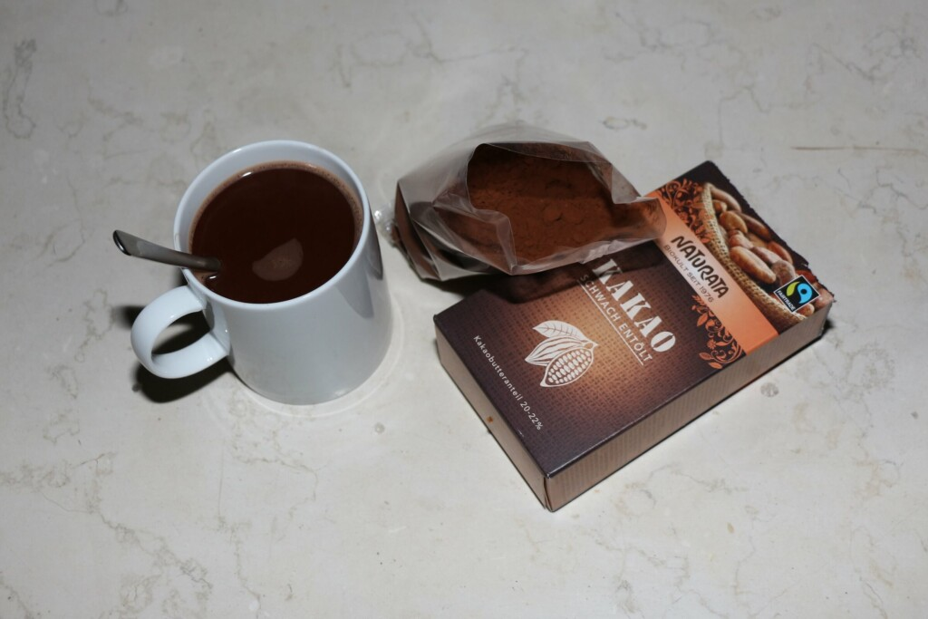 Kakao enthält das Endocannabinoid Anandamid
