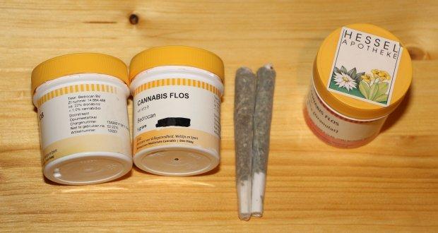 Apotheken-Marihuana - von Bedrocan