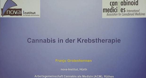 Dr. med. Franjo Grotenhermen per Liveschaltung