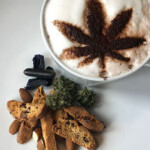 Cannabis Cantuccini mit Lakritz
