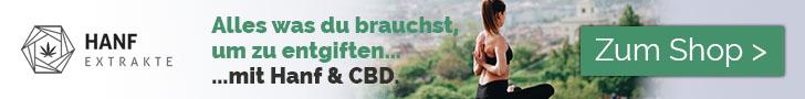 Hanf & CBD zum Entgiften